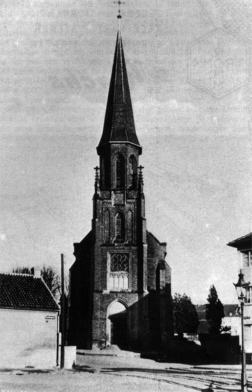 kirche jülicher straße köln